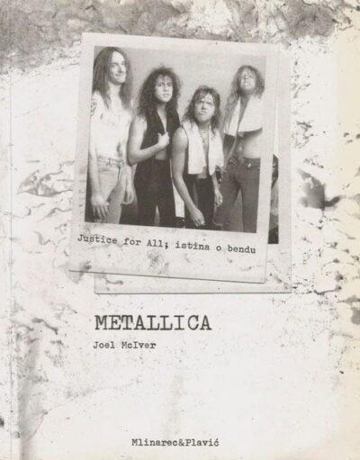 metallica biografija