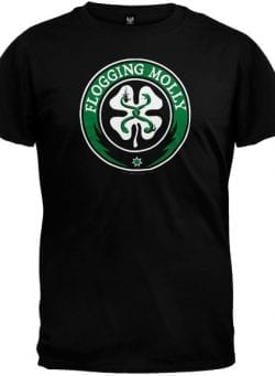 flogging-molly-shamrock