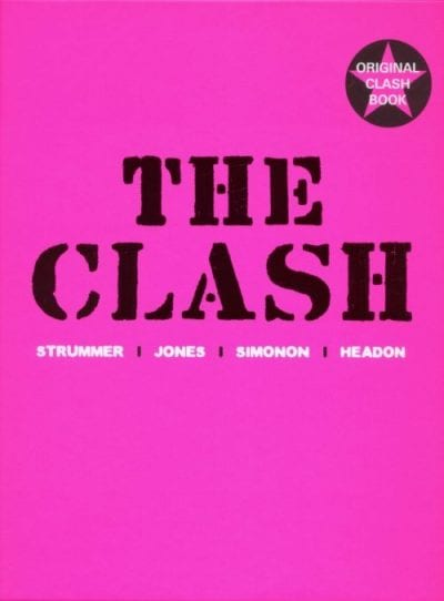 The Clash knjiga
