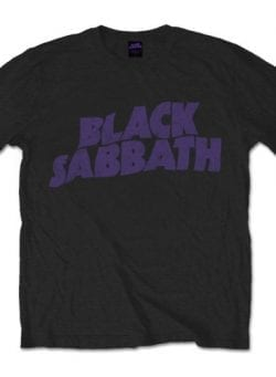 black sabbath shirt