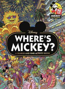 mickey mouse knjiga za djecu