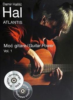 Damir Halilić Hal-atlantis-gitara-knjiga