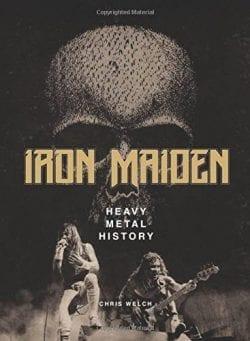 iron maiden monografija