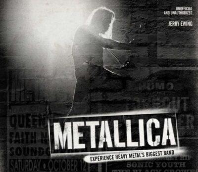 metallica monografija