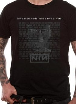 nine inch nails majica