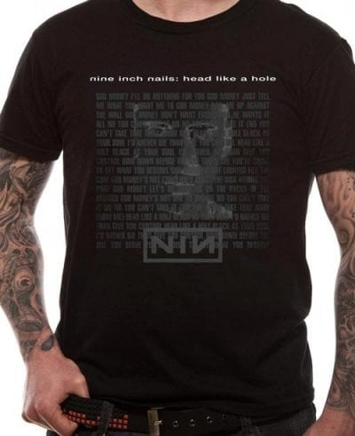 nine inch nails majica