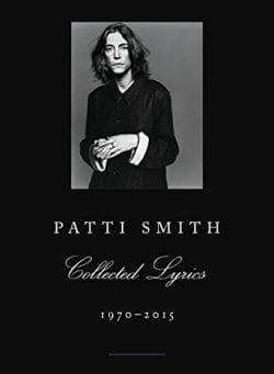 patti smith collected lyrics
