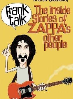 frank zappa knjiga