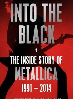 into the black metallica 500