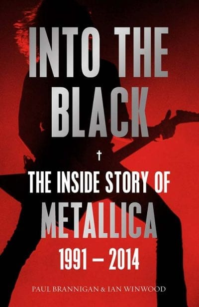 into the black metallica 500