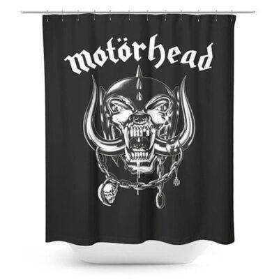 motorhead zavjesa za tuš