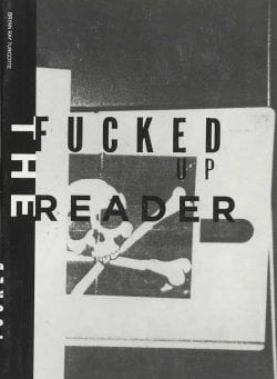 fucked up reader knjiga