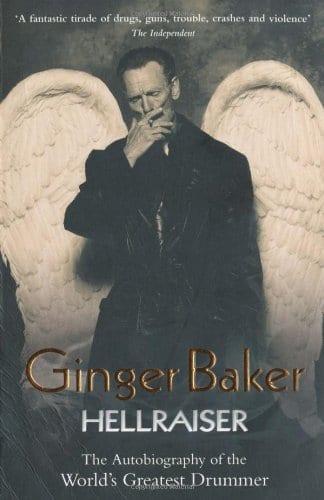 ginger baker autobiografija