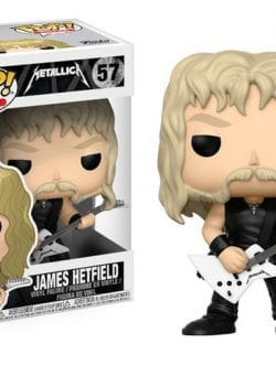 james hetfield funko
