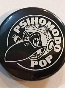 psihomodo pop bedž
