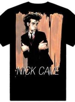 nick cave majica