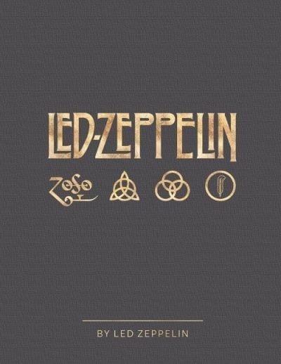 led zeppelin knjiga