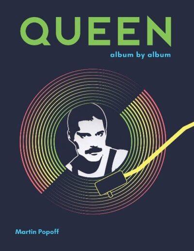 queen knjiga