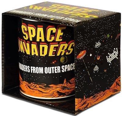 Space Invaders šalica