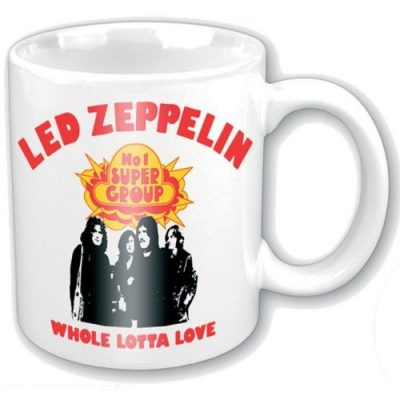 led zeppelin šalica