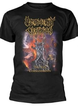 malevolent creation majica
