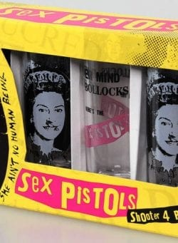 sex pistols shooter