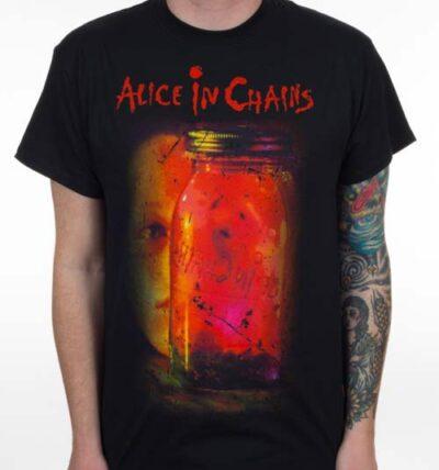 alice in chains majica
