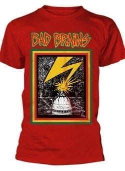 bad brains majica