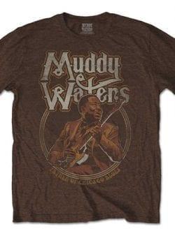 muddy waters majica