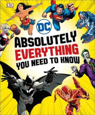 dc comics knjiga