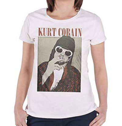 kurt cobain ženska majica