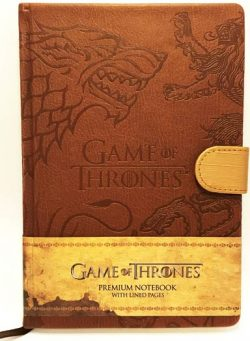 Game of Thrones Premium notes