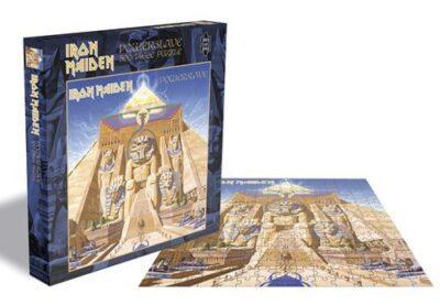 iron maiden puzzle