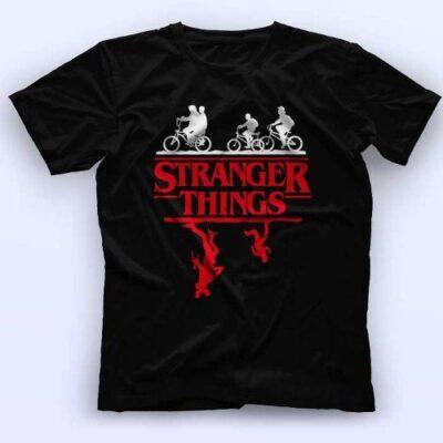 stranger things majica