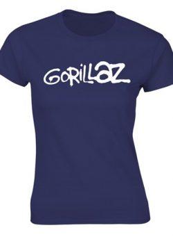 gorillaz ženska majica