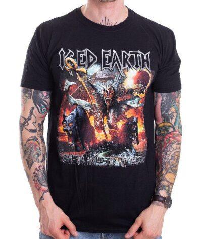 iced earth shirt