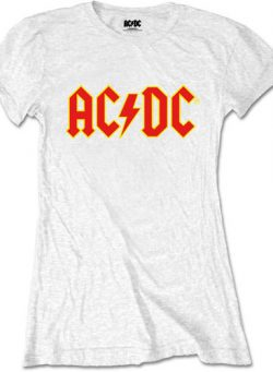 acdc ženska majica