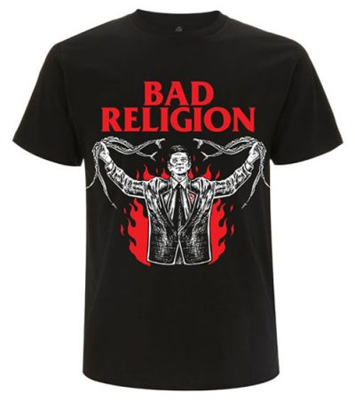 bad religion bend