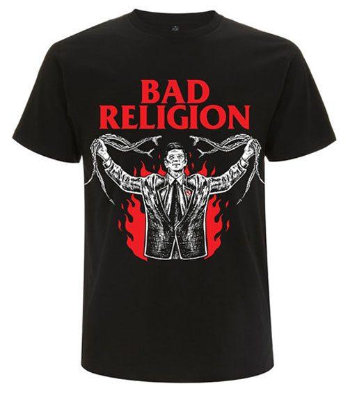 bad religion bend