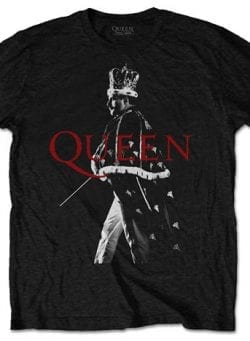 freddie mercury shirt