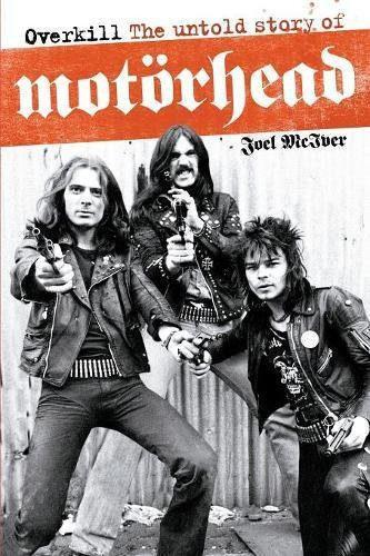 motorhead knjiga