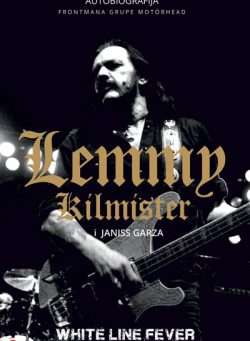 Lemmy Kilmister autobiografija