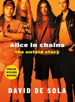 alice in chains knjiga