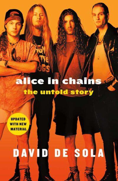 alice in chains knjiga