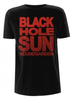 soundgarden shirt