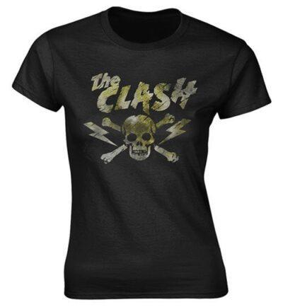 clash ženska majica