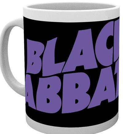 Black Sabbath šalica