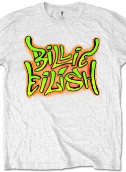 Billie Eilish 'Graffiti'