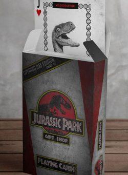 Jurassic Park igraće karte