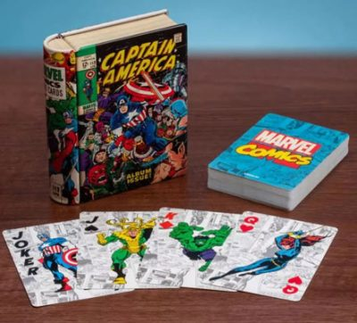 Marvel Comics igraće karte